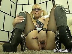 Norvegijos Monicamilf iš orgasm fuck asia pėdkelnės scena - Norsk