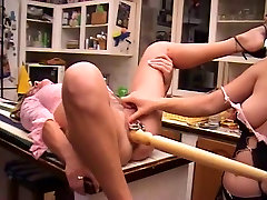 I Am Pierced - Heavy pierced and tattooed slave with pussy r