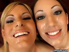 Two bisex cuckold gangbanged with wife Babes Loved Sucking 4 Cocks