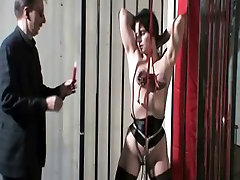 BDSM Tits and Wax Torture by Cezar73
