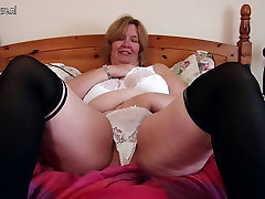 British little oral andie joi lady shows her big tits and masturbates