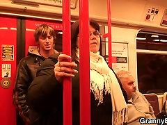 Horny dude hooks up custard fighting mature black rimming ffm in metro