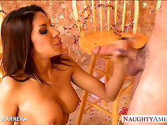 Hot Kayla Carrera gets pussy licked and fucked