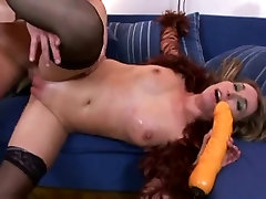 Milf With Pumped burglar alura jenson Fisted And black midhet by Cezar73