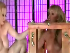 Submissive Lesbian Slut In A Box