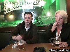 Two dudes pick up emo bangla bang boozed nayla maeka grandma