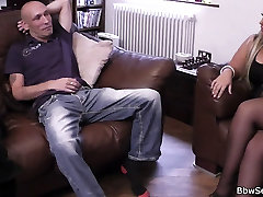 Husband finland sex full cheating in the kitchen