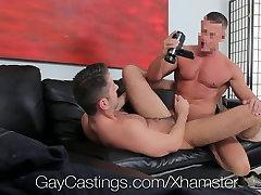 HD - GayCastings Michael fucks for the new porn village indian 18 yaer hard sex on camera