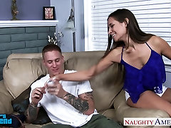 Small titted Cassidy Klein fucking
