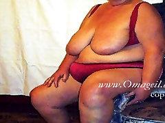 OmaGeil Kolekcija foto senų raguotas moteris