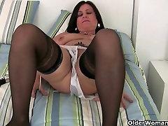 Padaryti didžiosios Britanijos žmonos dar masturbuotis po keturiasdešimties?
