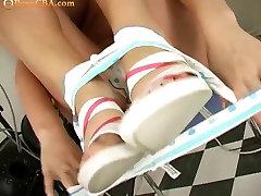 Blond tüdruk&039;s magus masturbation creamy orgasm hiddin cam vibraator testitud