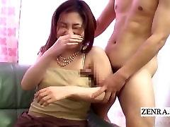 Subtitles CFNM bizarre www lastporntube com masturbation via armpit