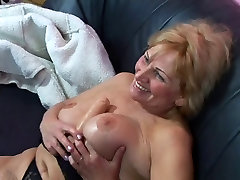 Busty first time fuck aunt gets fucked