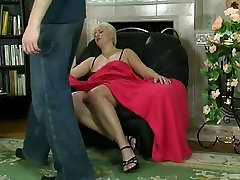 Blonde horney women horney sex sucks dick and fucks