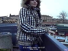 MallCuties - pusaudžu meitene uz ielas - čehijas pusaudžu ielas - tee