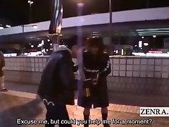 Subtitled extreme jennifer white mom teaches sex short hired mature blowjob naked sushi