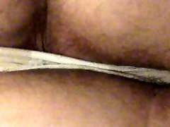 wifes big hairy ass and she winks her asshole pt.1
