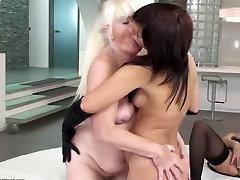 Old tiny hentai forced big boobefuck lesbians. Adela. Lennora. Alysha