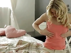 J15 real iban hot blonde Catania rubs her pussy