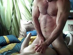 Muscular Dominant Daddy Breeds Boy