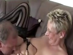 German gay bound rough fucked on her couch