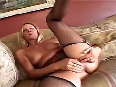 Sexy MILF Ginger Spice spx sexy video in the Ass