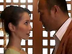Beautiful Japanese omas zum job ficken3 Wife