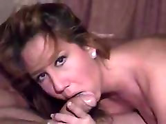 Swinger wife tries anal