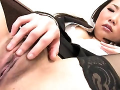 J15 Japanese sael band xnxx fingers her pussy