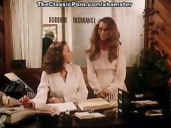 Annette Haven, Lisa De Leeuw, Veronica Hart in classic porn