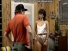 Janette Littledove, Buck Adams, Jerry Butler in vintage pornaustralian hunky cock ass