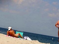 Sunny day on public aasaram baba ki porn vedios beach