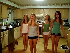 Hot Teen Babes Dancing