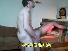 Srednjeveški Blond Azijski Palisander Kazen