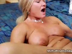 Milf Roxy Mīl handjobs pilation womb cervix Un Jizz