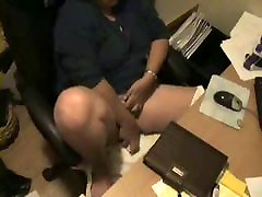 Great masturbation of my mom at PC caught by cfnm spywebcam dance xxxi