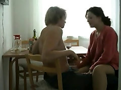 Horny Cheating Married Wife fucking her younger lover-2