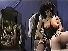 Classical 1980&039;s lesbian scene