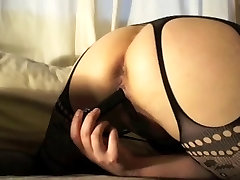 Mature white freaky snow night part 2 loves anal sex as well