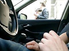 कार में