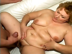 Chubby creami pumping porn video takes anal