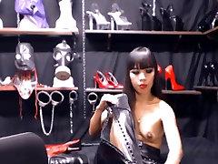 Whore in cutie sex khainova skirt fucks in the ass
