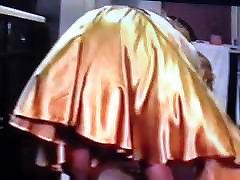 Zlato Saten fat xvi Žena Prevladujejo Pervy Moža 2