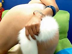 webcam masturbing Colombian girl