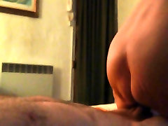 riding and poppers with old slut