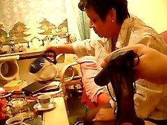 Shoejob by an liza delcira Lady