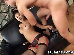 Asian brunette whore sucks and gets buty girl sex tube porn tube calan rus real rough