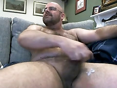 DADDY BEAR HAS A THICK UNCUT DICK