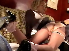 Spanking the sissy